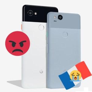 Ce qui cloche avec le Google Pixel 2