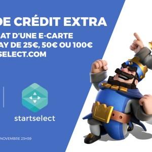 🔥 Bon plan : 10 % de crédit offerts sur les cartes cadeaux Play Store jusqu'au 5 novembre