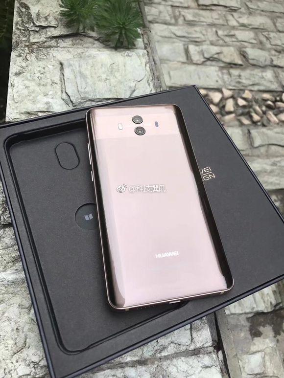 Huawei Mate 10 : des photos de la bête dans la nature