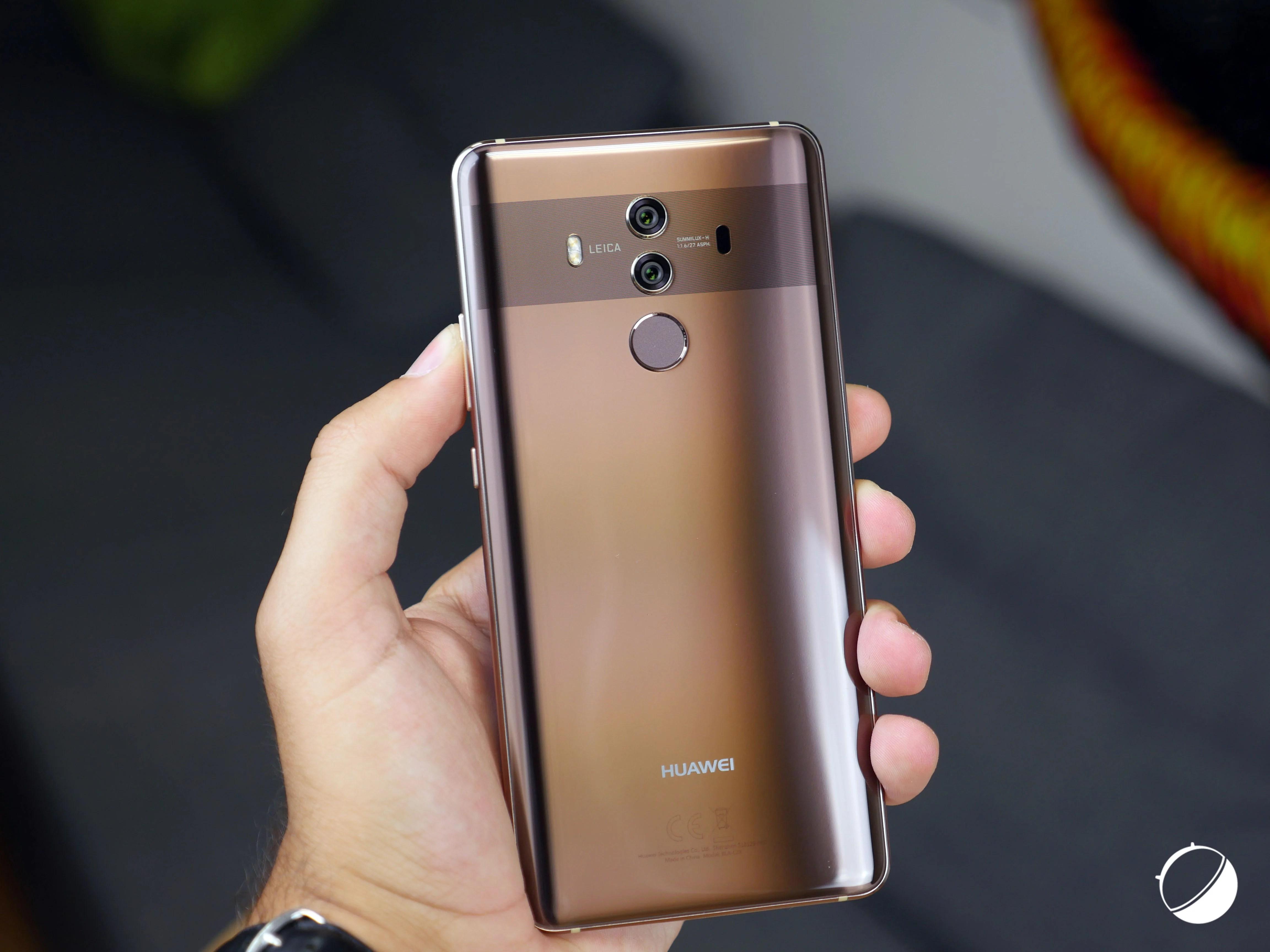 Huawei Mate 20 : la marque chinoise dépose le nom et planifie les 7 ans de smartphones à venir