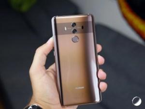 Le Huawei Mate 10 Pro reçoit progressivement Android 9.0 Pie