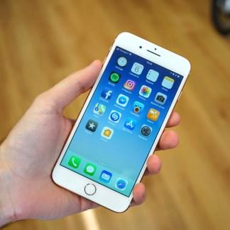 Test de l'iPhone 8 Plus : le flagship néo-rétro