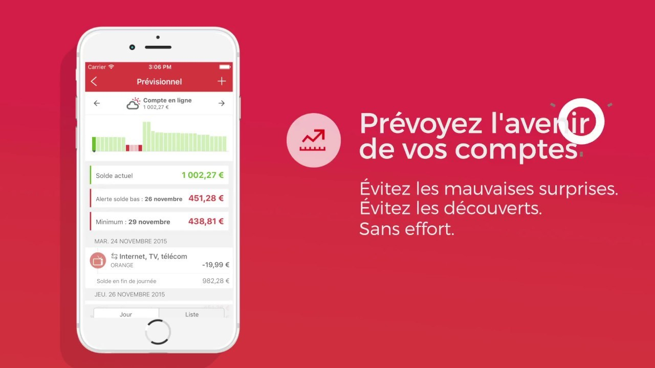 Linxo, l'application qui facilite la gestion de votre budget