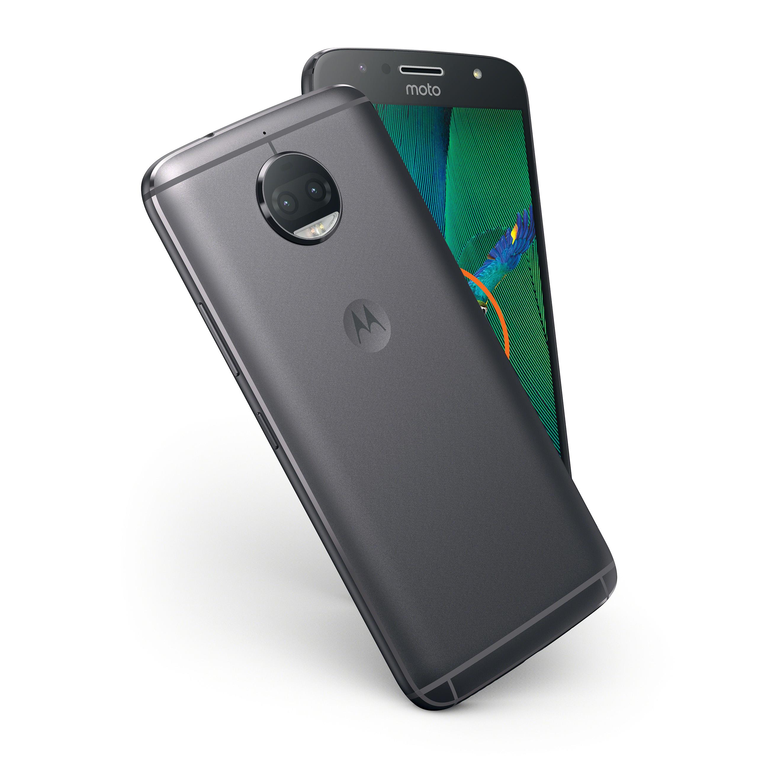 🔥 Bon plan : le Motorola Moto G5S Plus à 209 euros au lieu de 300