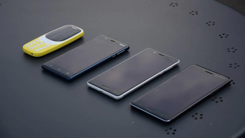 Nokia promet Android P sur tous les appareils de 2017