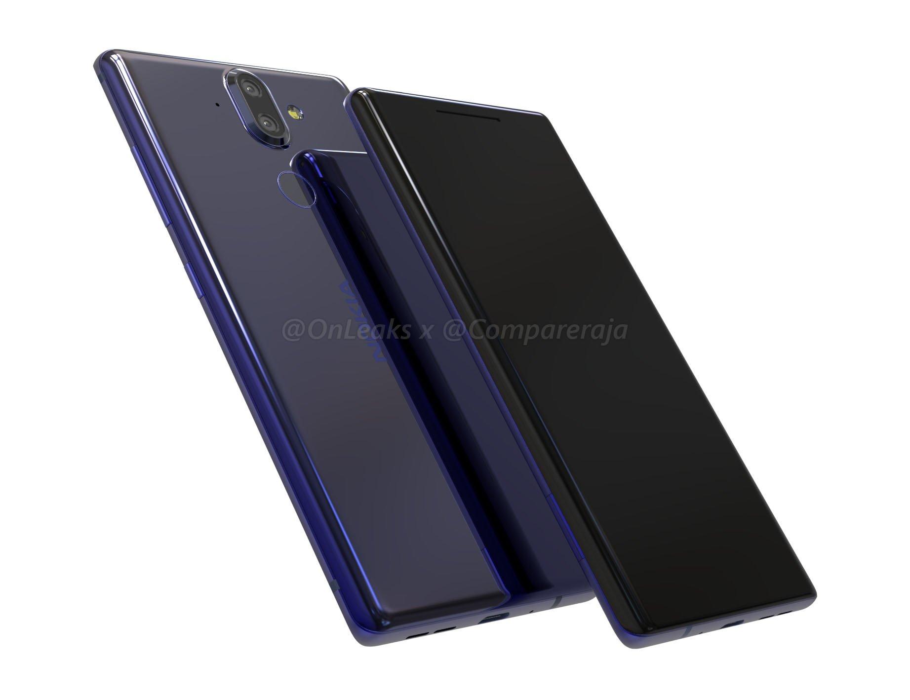 Le Nokia 9 pourrait être dévoilé en janvier en compagnie d'un nouveau Nokia 8