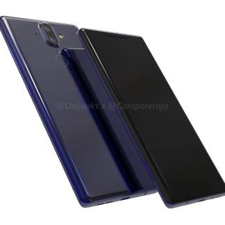 Nokia 9 : le smartphone borderless se dévoile sous tous les angles