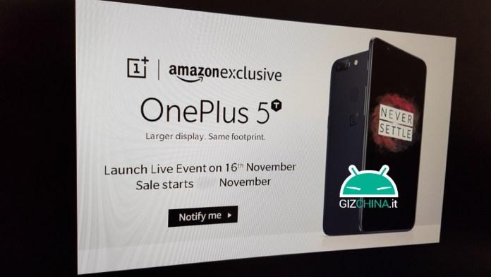 OnePlus 5T : la date d'annonce se confirme