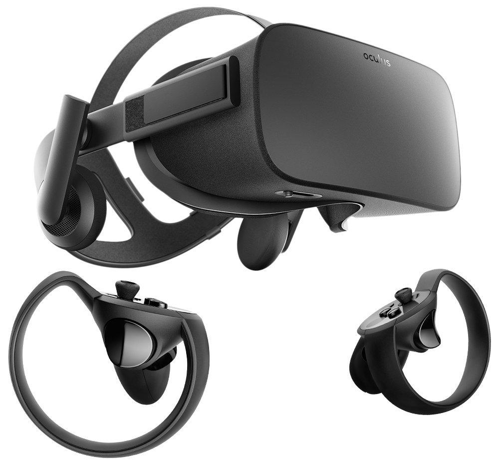🔥 Bon plan : l'Oculus Rift + les Oculus Touch passent à 399 euros au lieu de 898 euros à sa sortie