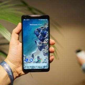 Les Google Pixel 2 et Pixel 2 XL sont mis à jour: la fin des bugs?