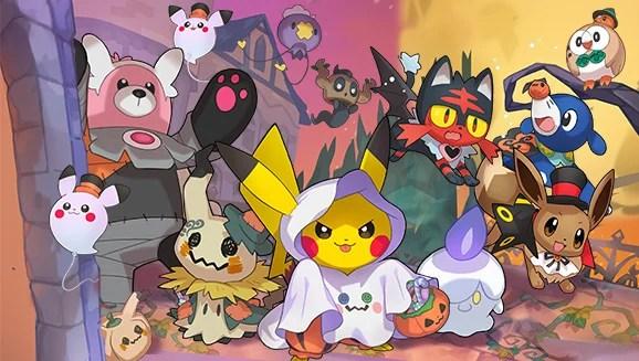 Pokémon GO : un évènement spécial pour célébrer Halloween