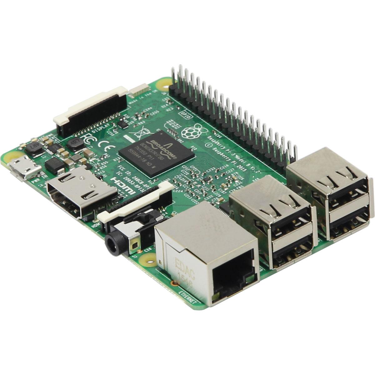 🔥 Bon plan : le Raspberry Pi 3 est à 26 euros au lieu de 40 euros