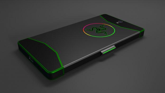 Razer Phone : une première photo montre son double capteur