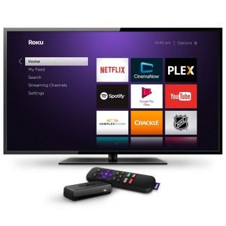 Roku Express : une box TV autonome au prix d'un Chromecast