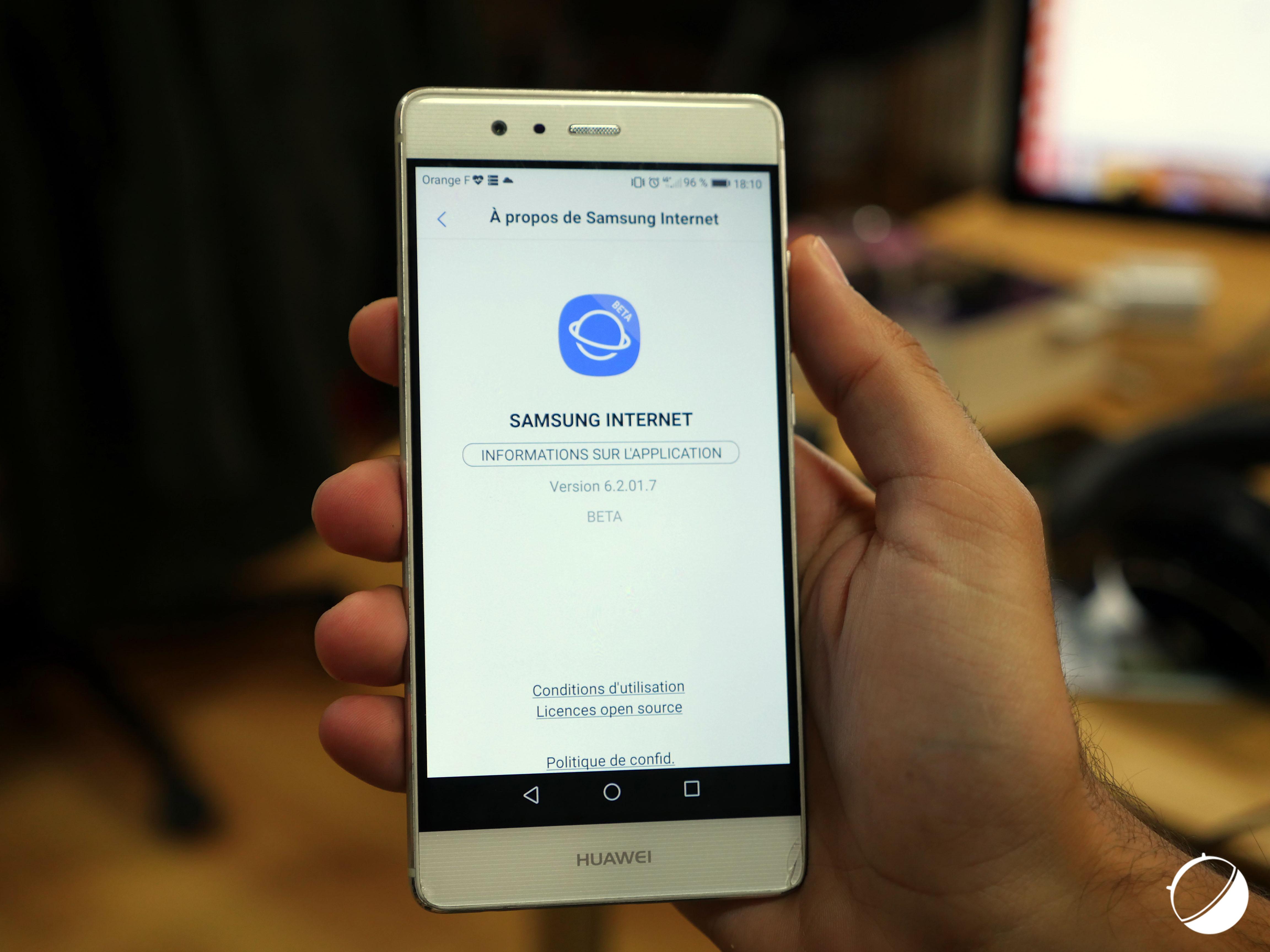 Samsung Internet: la nouvelle version est une belle alternative à Chrome