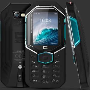 Unboxing du Crosscall Shark-X3, le téléphone qui flotte et qui siffle