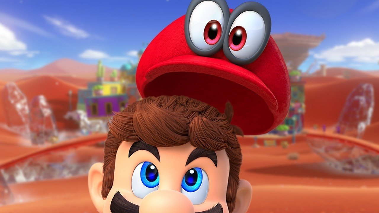 Super Mario Odyssey s'invite dans Super Mario Run