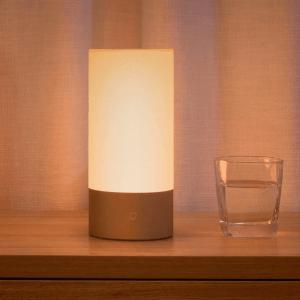 Xiaomi Bedside Lamp : la lampe connectée passe au WiFi et gagne le contrôle vocal