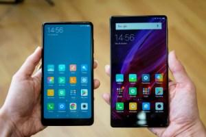 5 offres du week-end sur GearBest : Xiaomi Mi Mix 2, Mi Note 3, Mi 5S, OnePlus 5 et Blackview S8