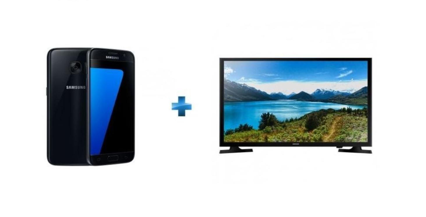 🔥 Black Friday : le Samsung Galaxy S7 avec une TV LED 32 pouces pour 419 euros avec ODR