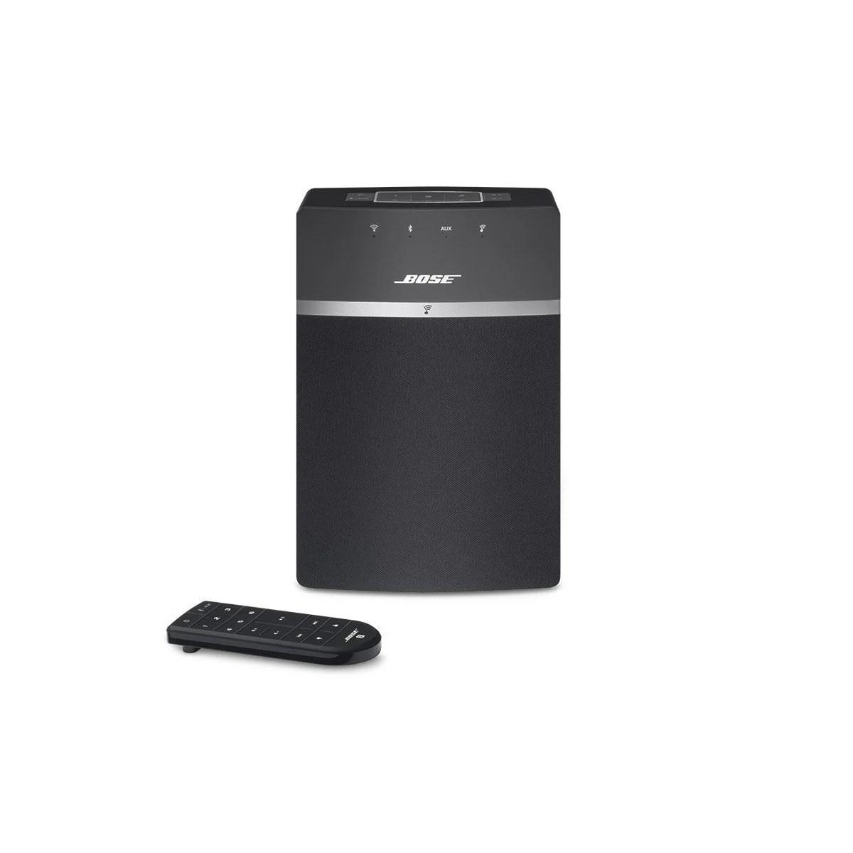 🔥 Bon plan : l'enceinte Bluetooth Bose SoundTouch 10 est à 174 euros