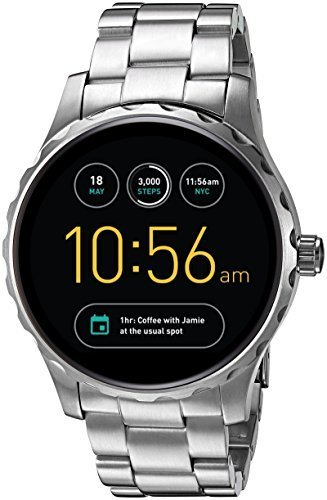 🔥 Black friday : l'Android Wear Fossil Q Marshal est à 118 euros au lieu de 249 euros !