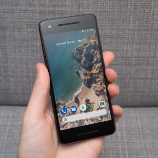 Test du Google Pixel 2 : le flagship minimaliste au juste prix