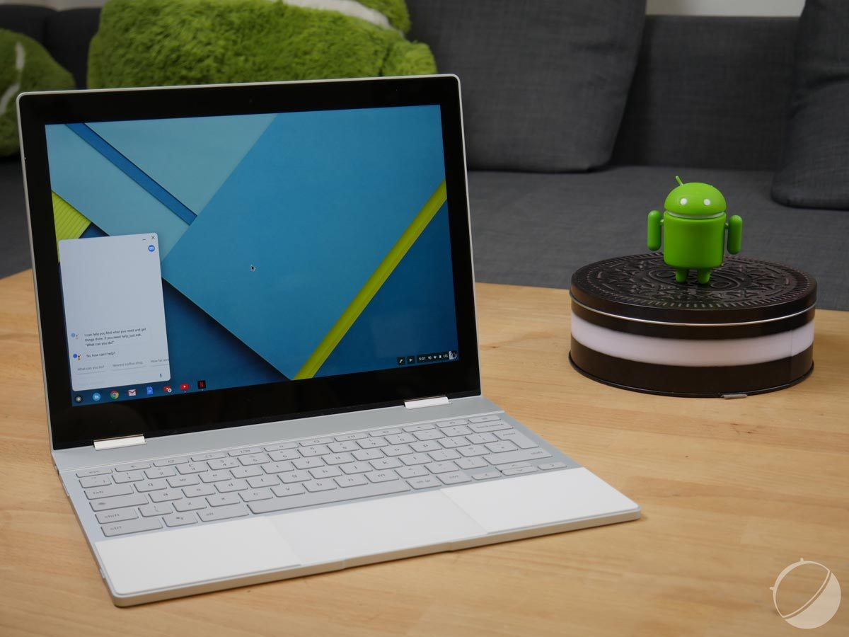 Chromebook : un dual boot Windows / Chrome OS en vue ? Le mode AltOS apparaît