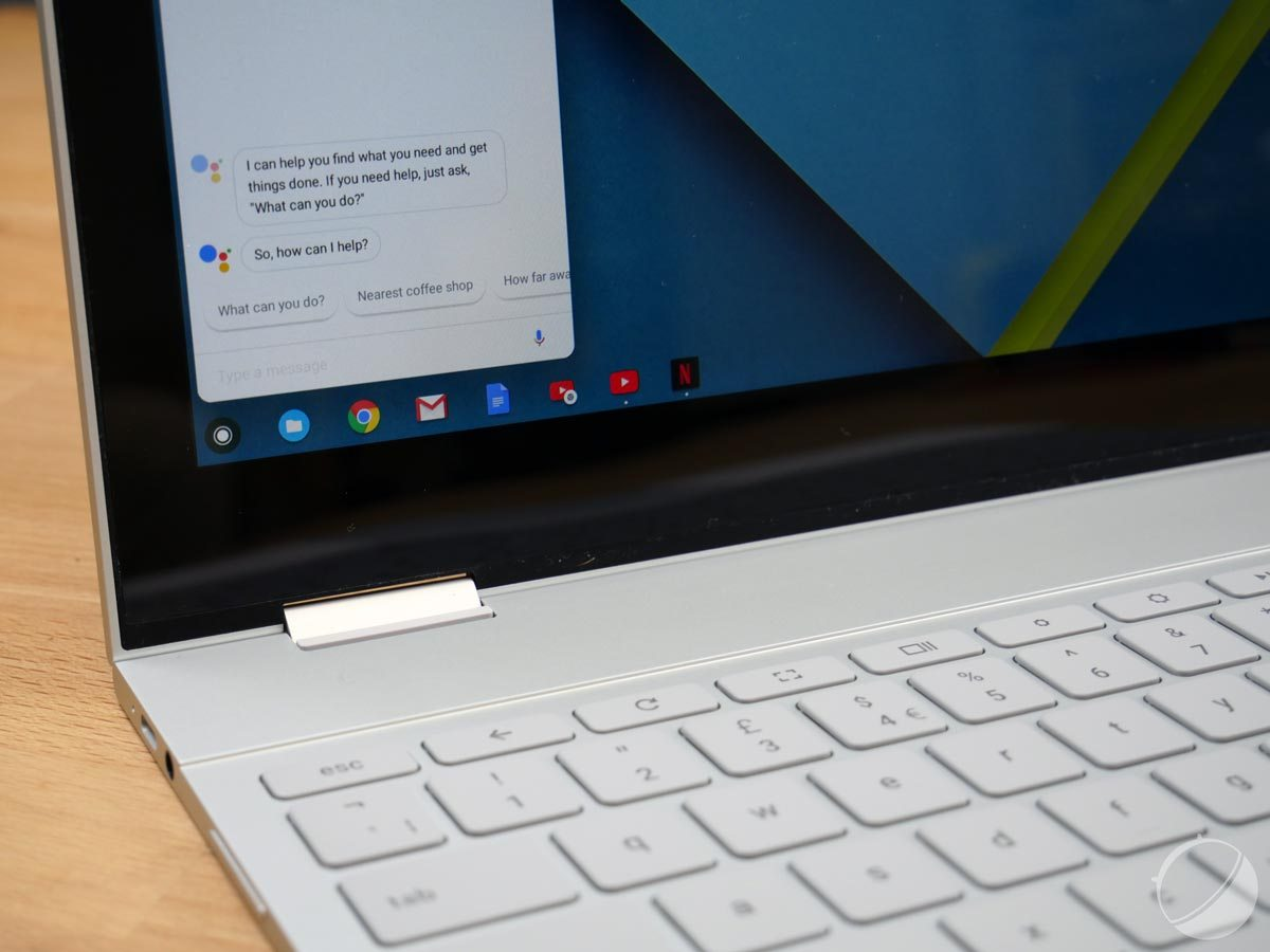 Android 9.0 Pie arrive sur… les Chromebook !