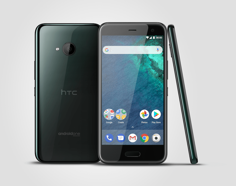 HTC U11 Life : le premier Android One disponible en France