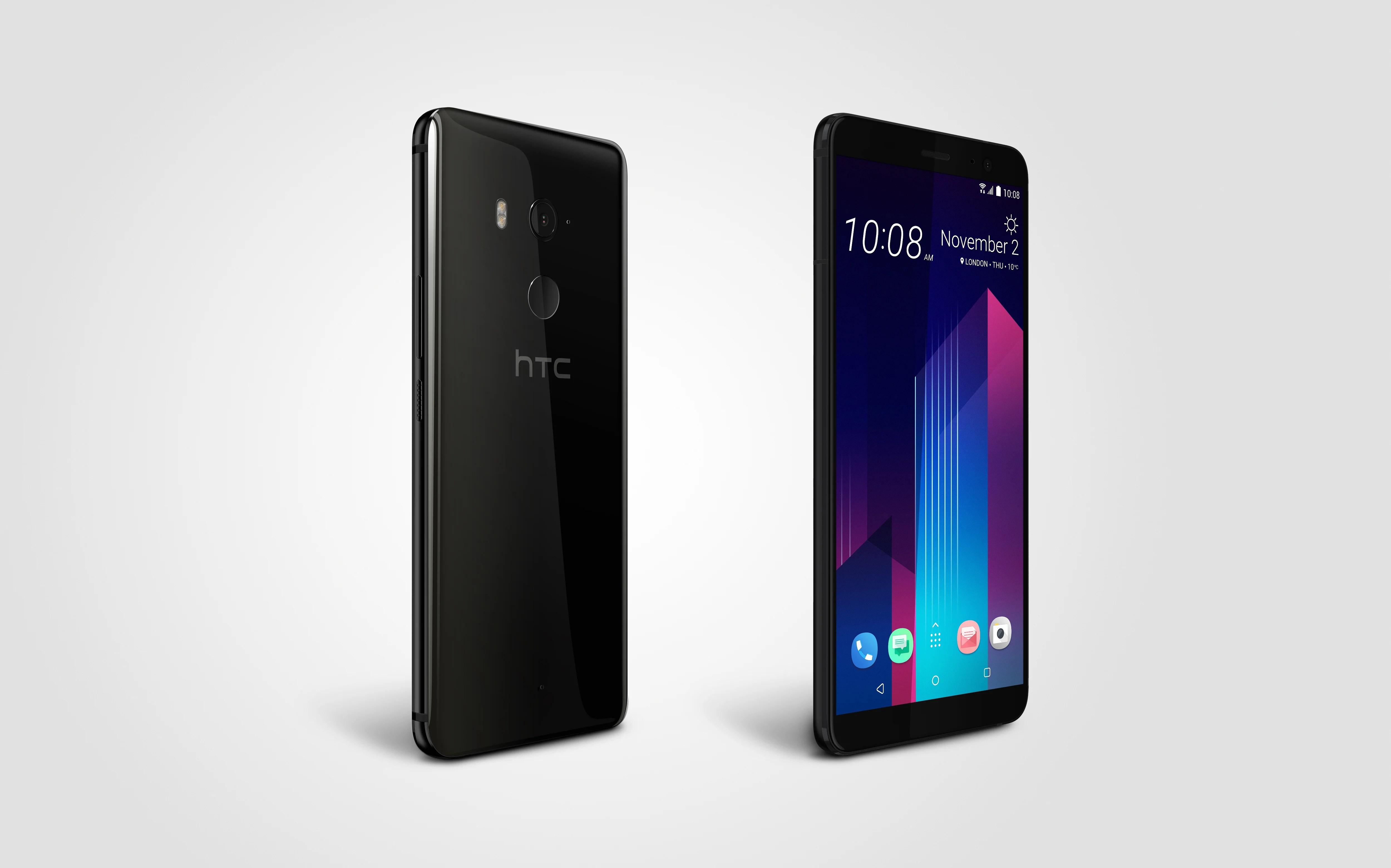 Le HTC U11 Plus aurait pu être le Google Pixel 2 XL de HTC