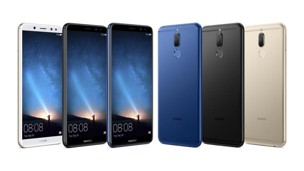 Huawei Mate 10 Lite disponible en France : 4 capteurs photo à prix modique