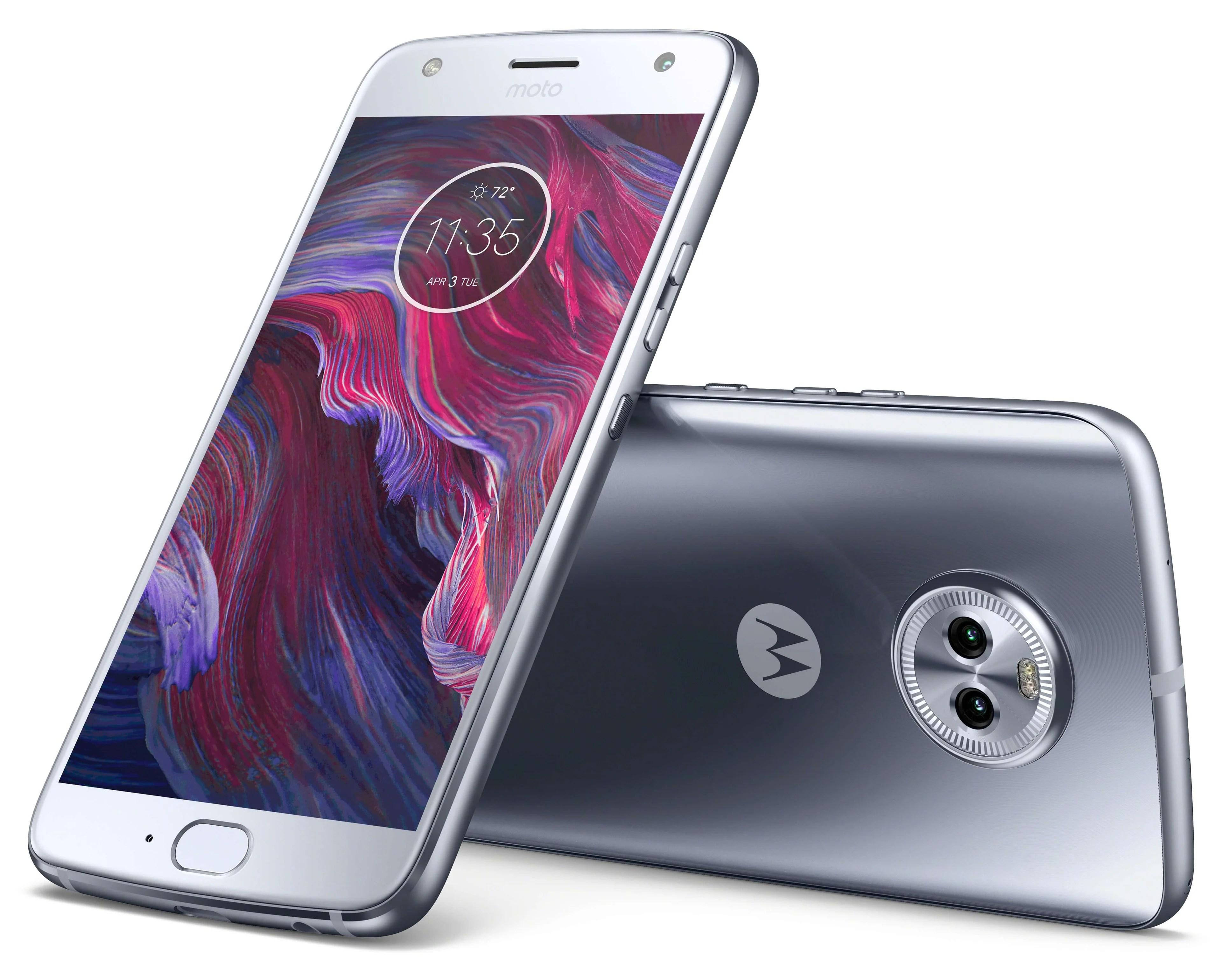 Unboxing du Motorola Moto X4, un milieu de gamme équilibré