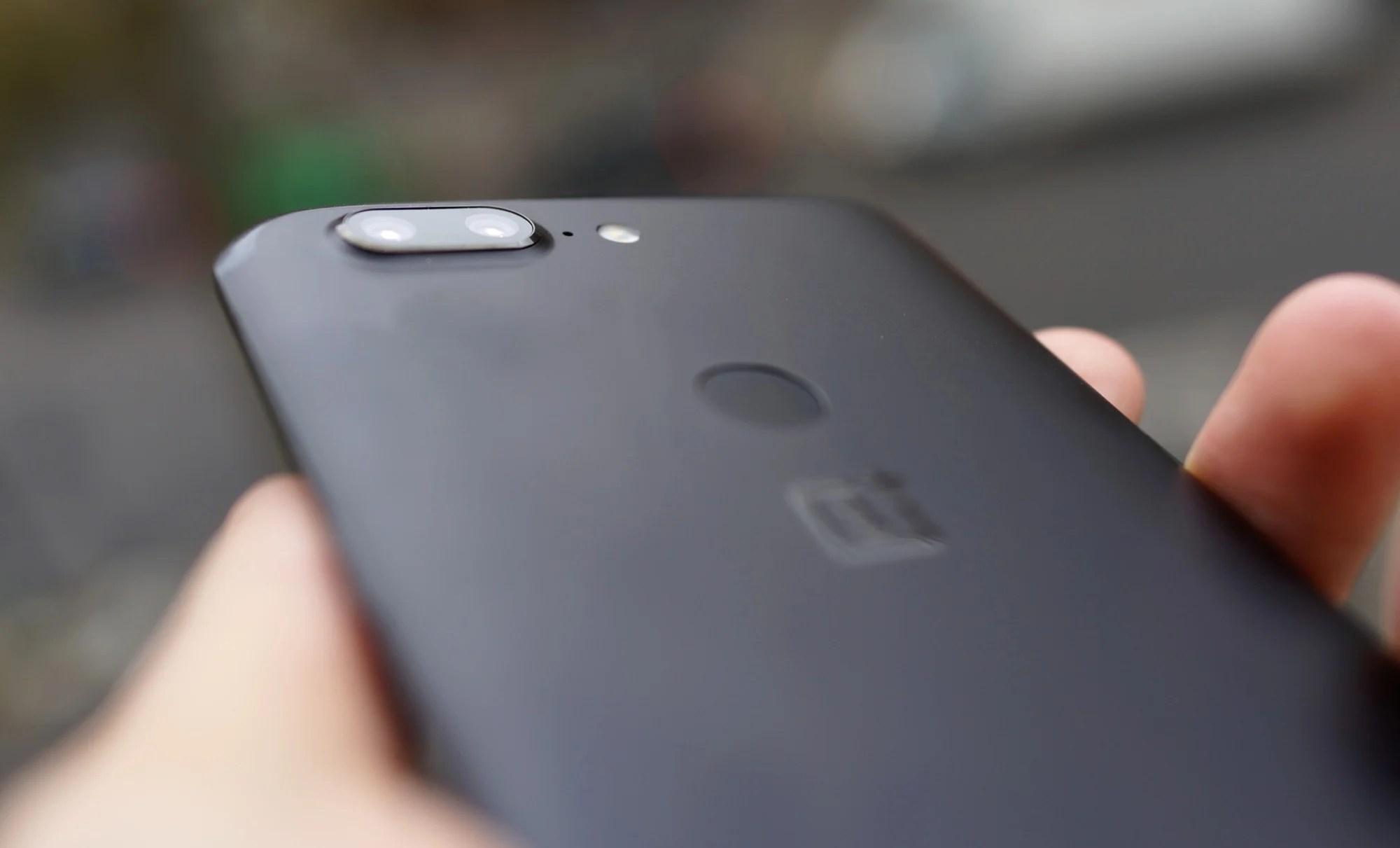 OnePlus 5T : la qualité photo va être améliorée prochainement