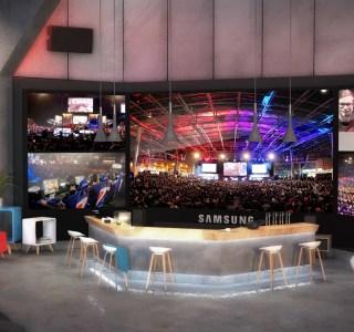 Grâce à Samsung, vous pourrez suivre des tournois d'eSport en VR et en direct