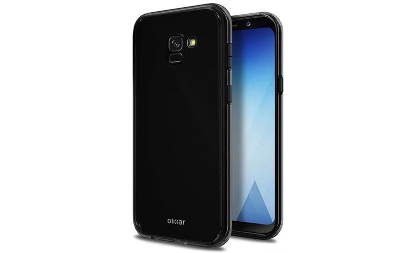 Le Samsung Galaxy A5 (2018) dévoile son écran ratio 18,5:9 en avance