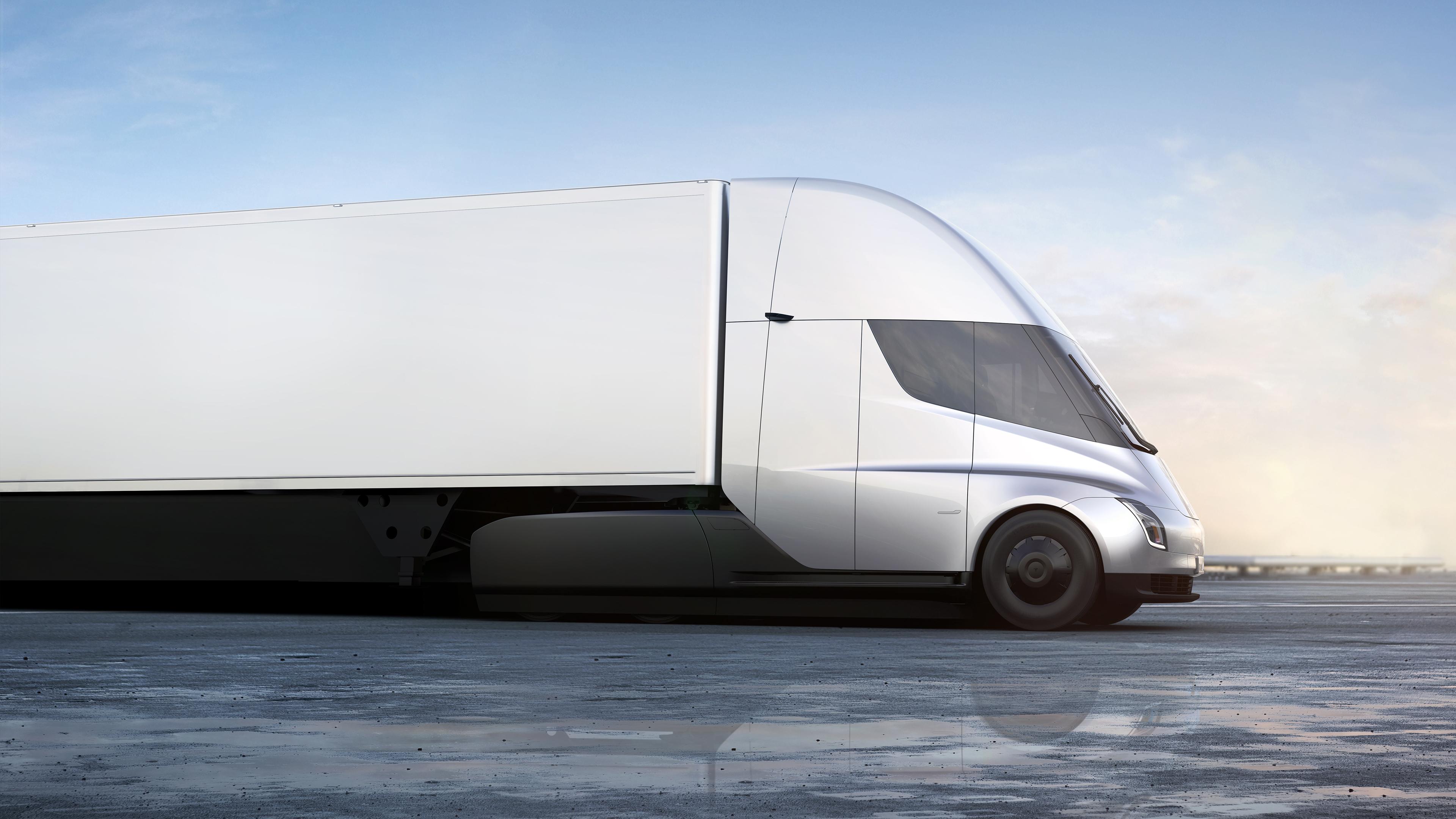 Tesla Semi : comment Tesla relève les défis du camion du futur