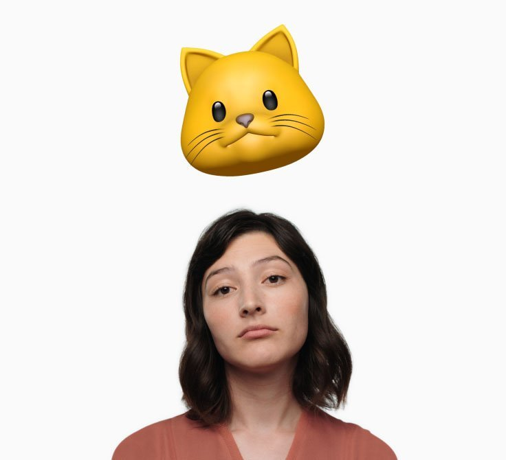 Animojis : un simple argument marketing pour l'iPhone X ?