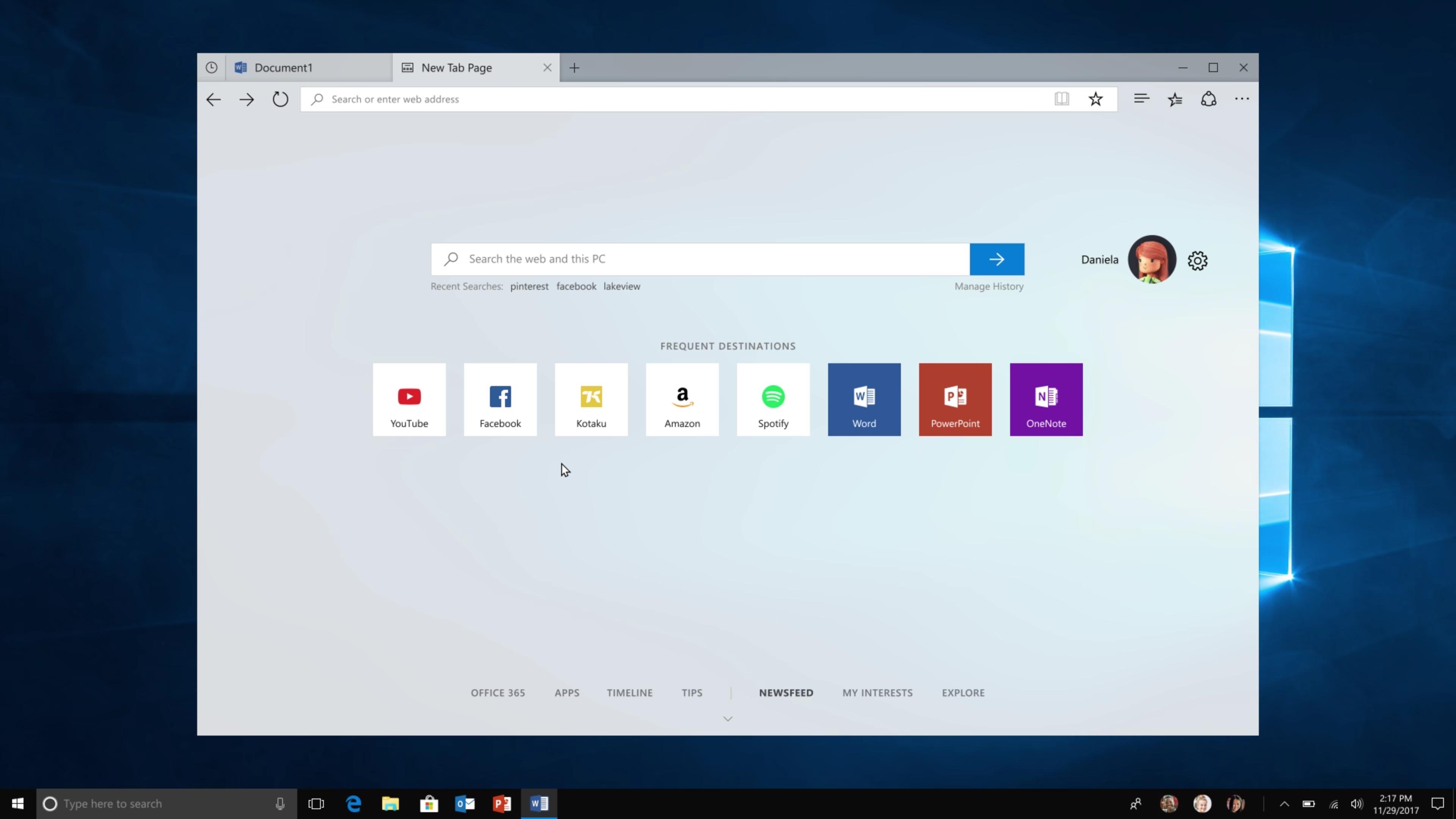 Avec Sets, Microsoft va repenser le cœur de Windows