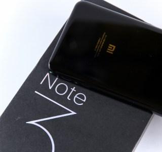 Test du Xiaomi Mi Note 3 : le milieu de gamme satisfaisant