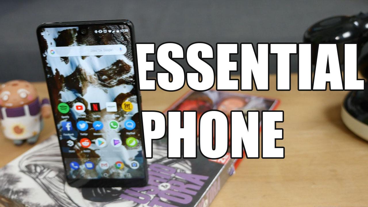 Vidéo : voici l'Essential Phone, le smartphone du créateur d'Android