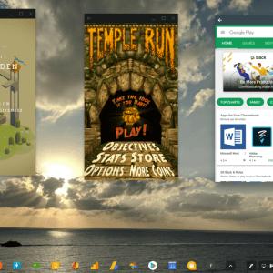 Chrome OS 64 : plusieurs applications Android pourront enfin tourner simultanément sur les Chromebook