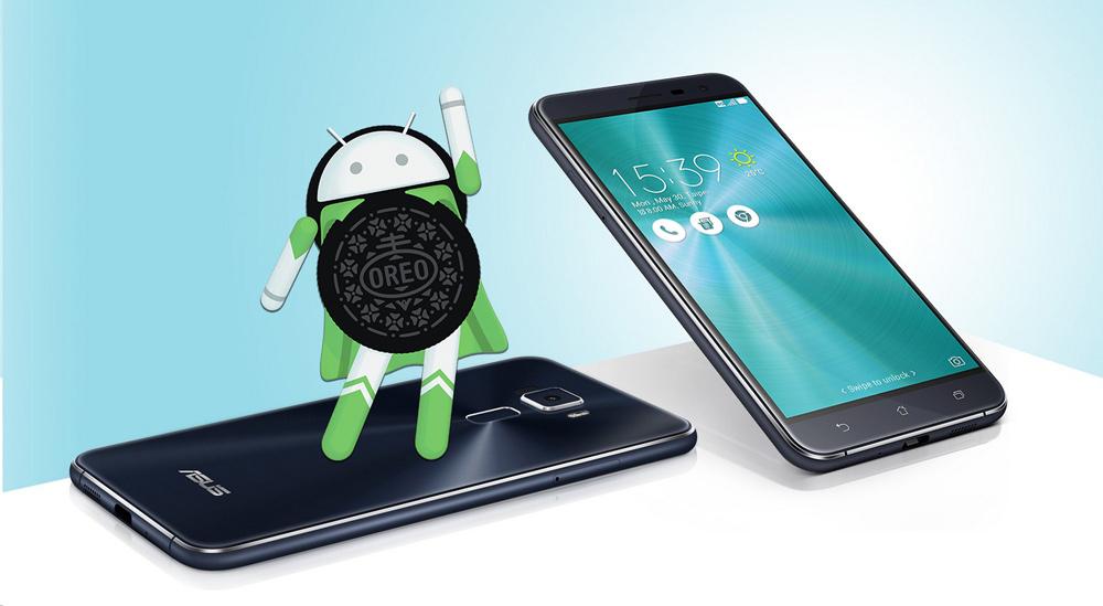 Android Oreo : voici à quoi ressemble la nouvelle interface d'Asus