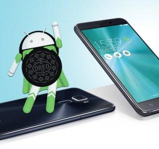 Comme promis, Android 8.0 Oreo débarque sur le ZenFone 3