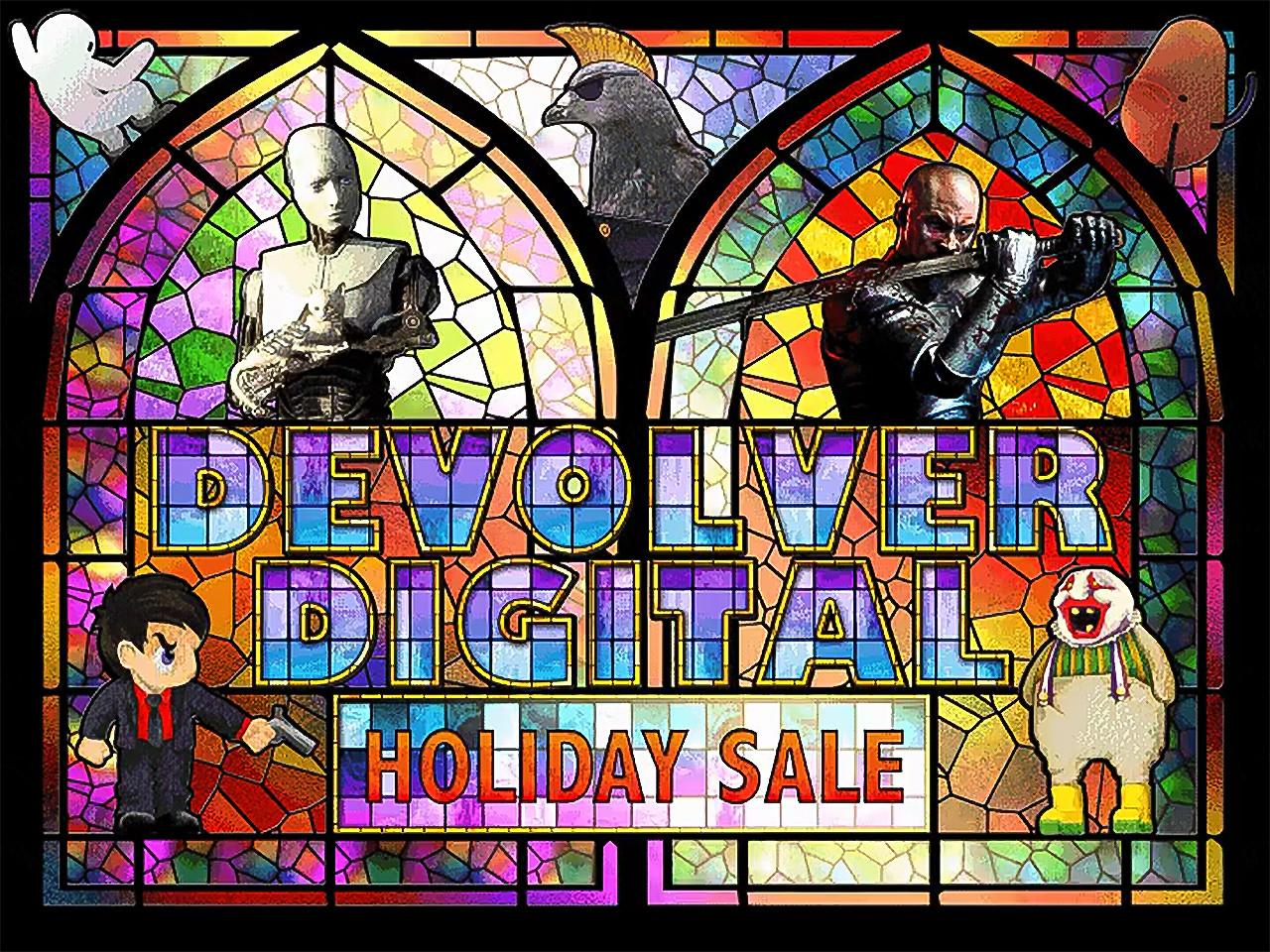 🔥 Bon plan : les jeux Devolver Digital en promo