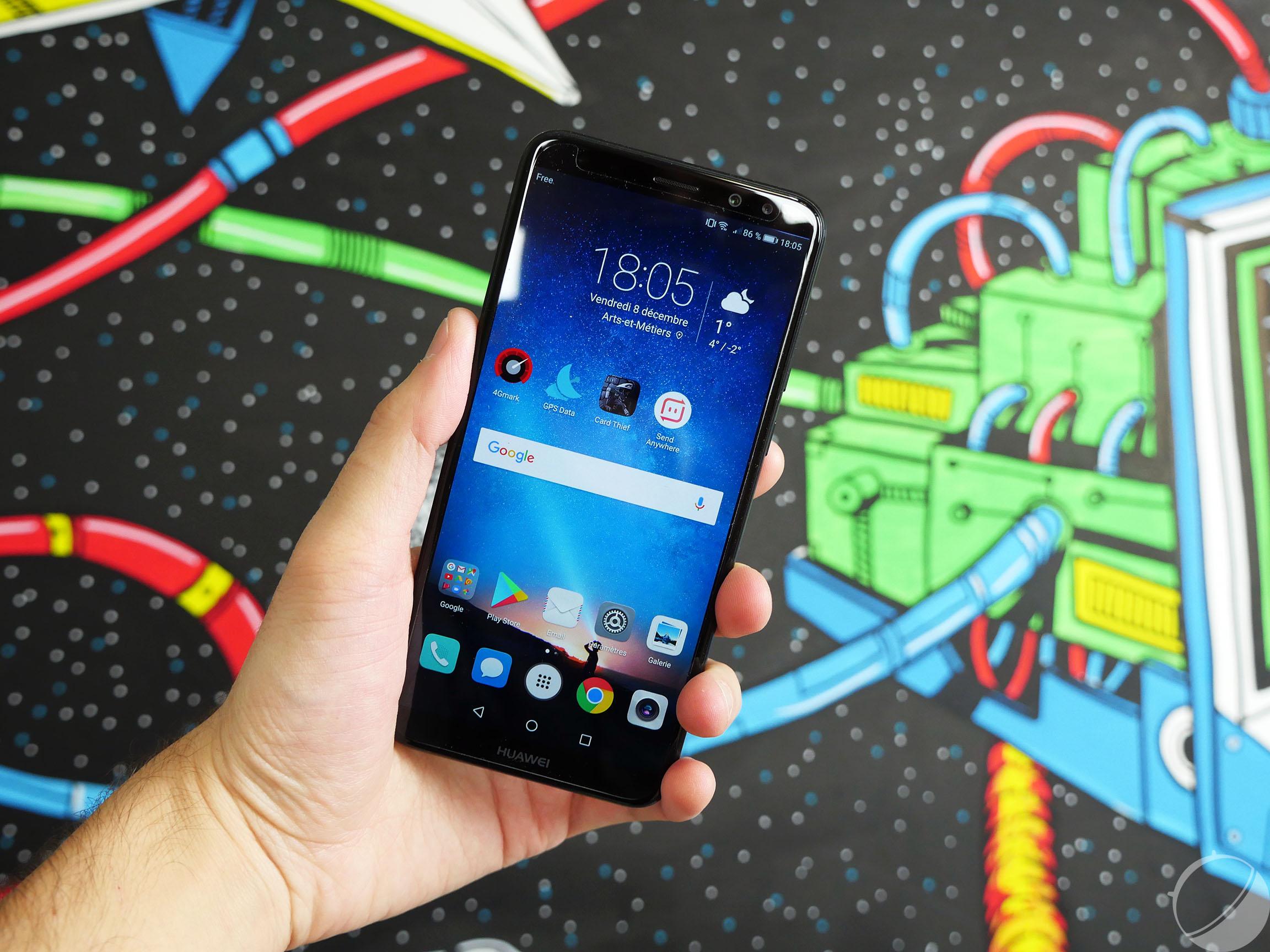 🔥 Bon Plan : le Huawei Mate 20 Lite passe sous les 320 euros sur Amazon