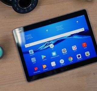 Test de la Huawei MediaPad M3 Lite : la tablette pensée pour la vidéo (et le son)