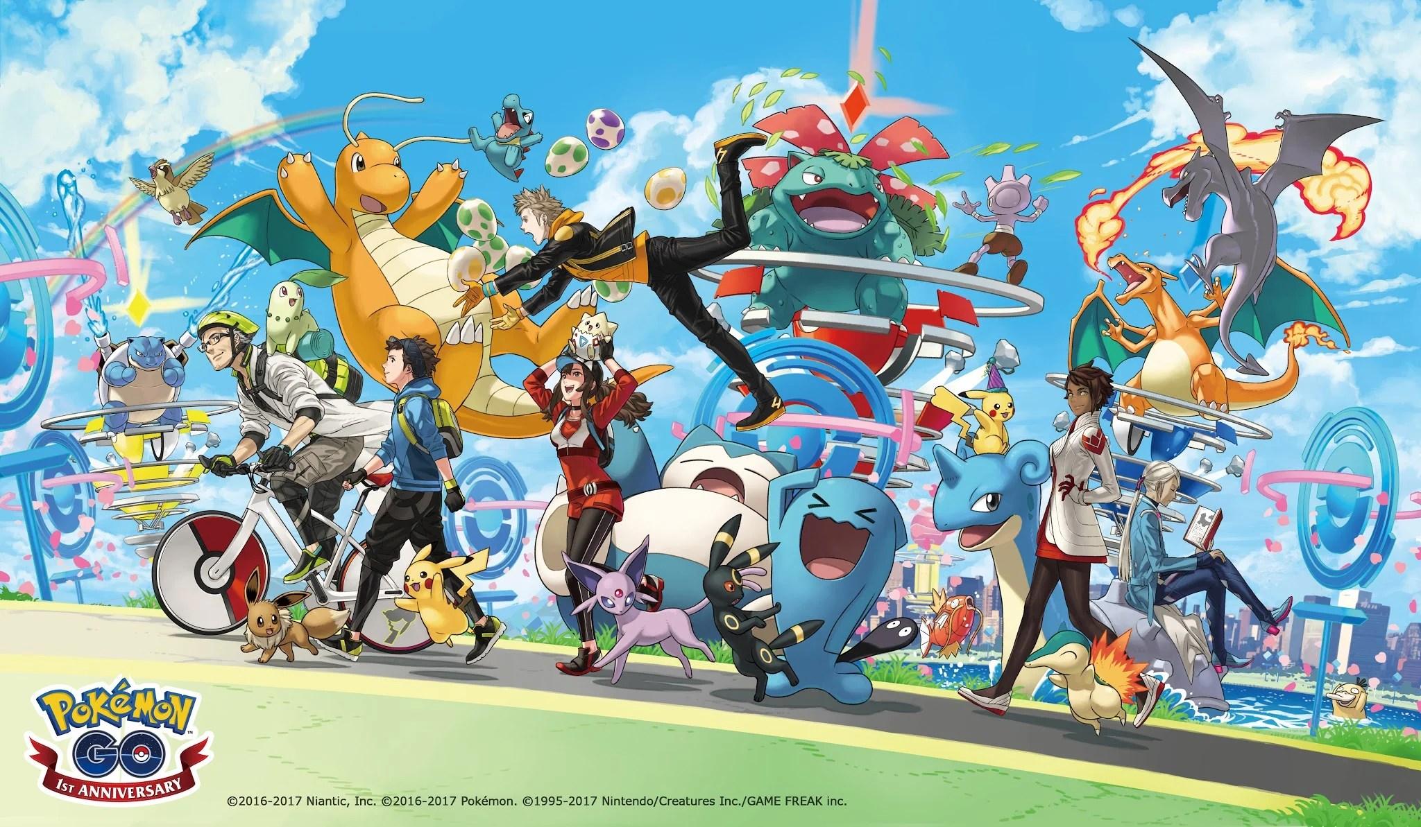 Pokémon Go : des quêtes offrant des Pokémon rares pourraient arriver