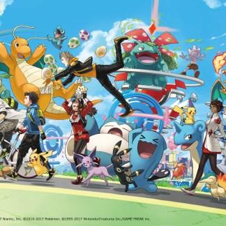 Pokémon Go est mort : vive Pokémon Go