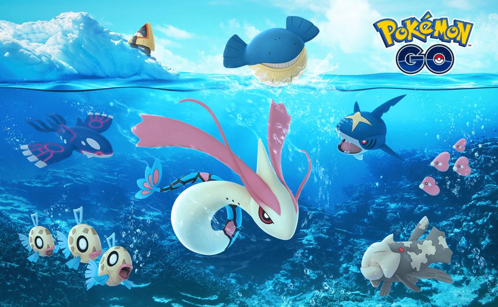 Pokémon GO fête Noël avec 20 nouveaux Pokémon et des bonus spéciaux